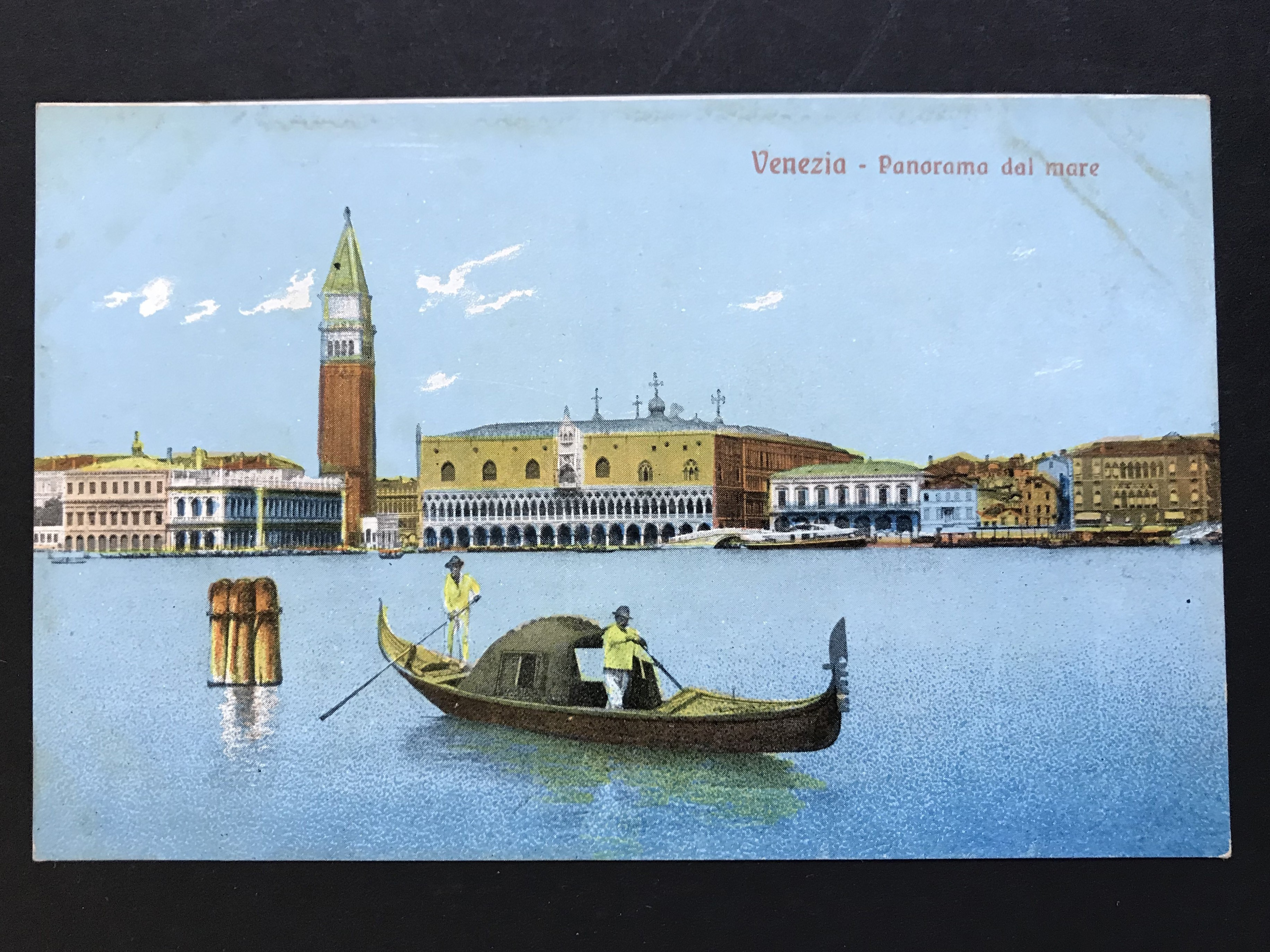 SELECTION OF VENICE RELATED POSTCARDS - Image 10 of 53
