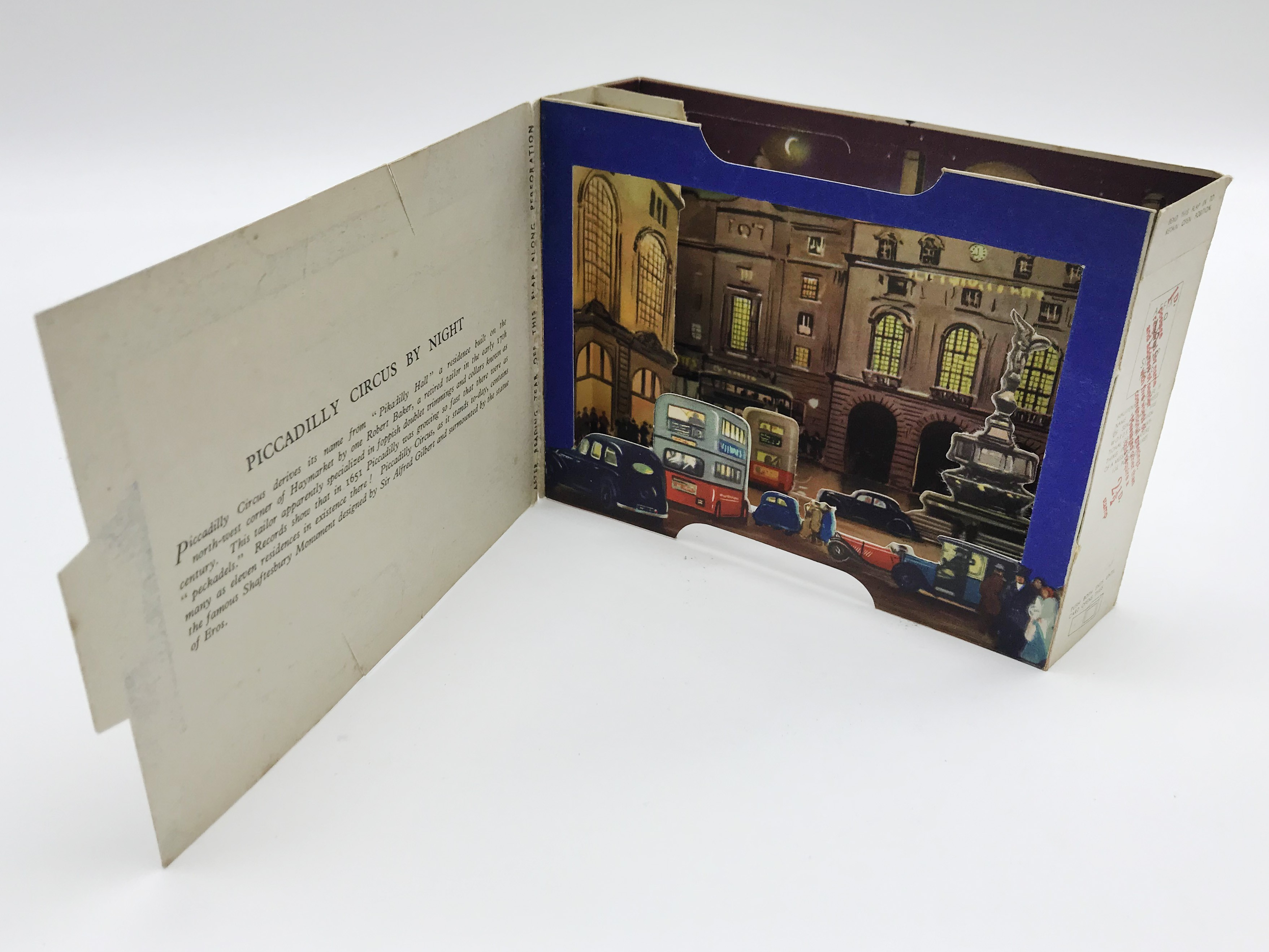 FIVE LONDON POSTCARDS - THE BRENT SERIES OF PANORAMIC VIEW CARDS - Image 10 of 13
