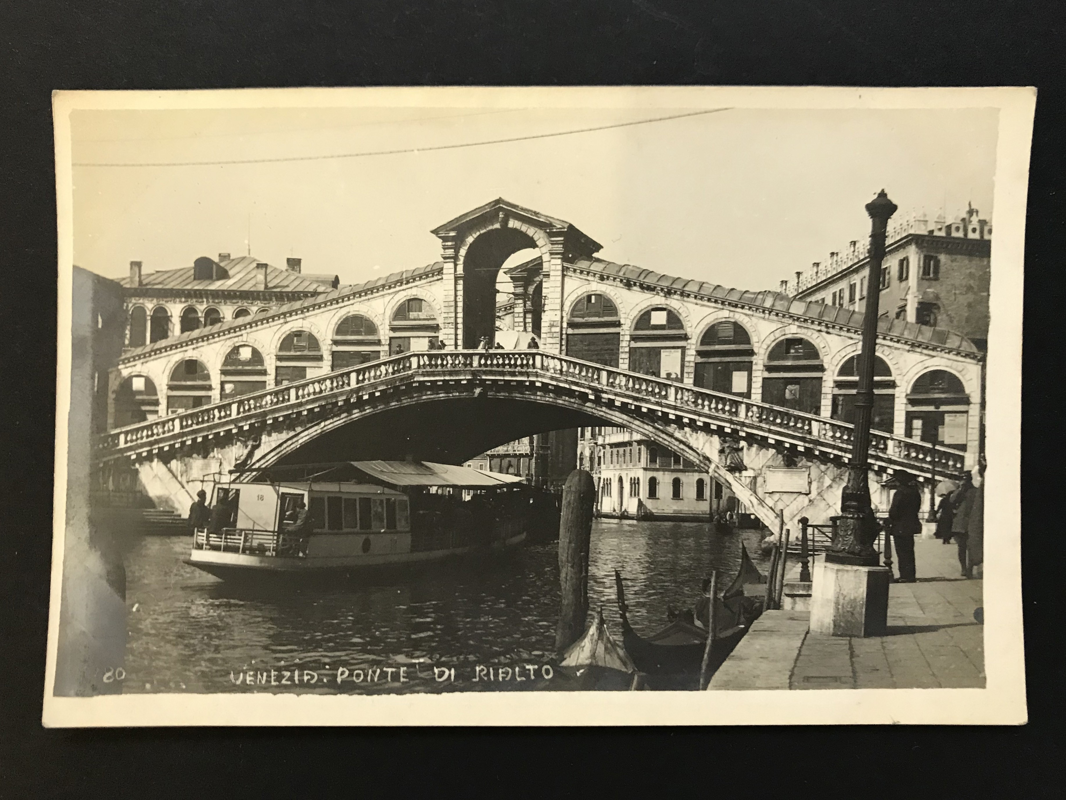 SELECTION OF VENICE RELATED POSTCARDS - Image 38 of 53