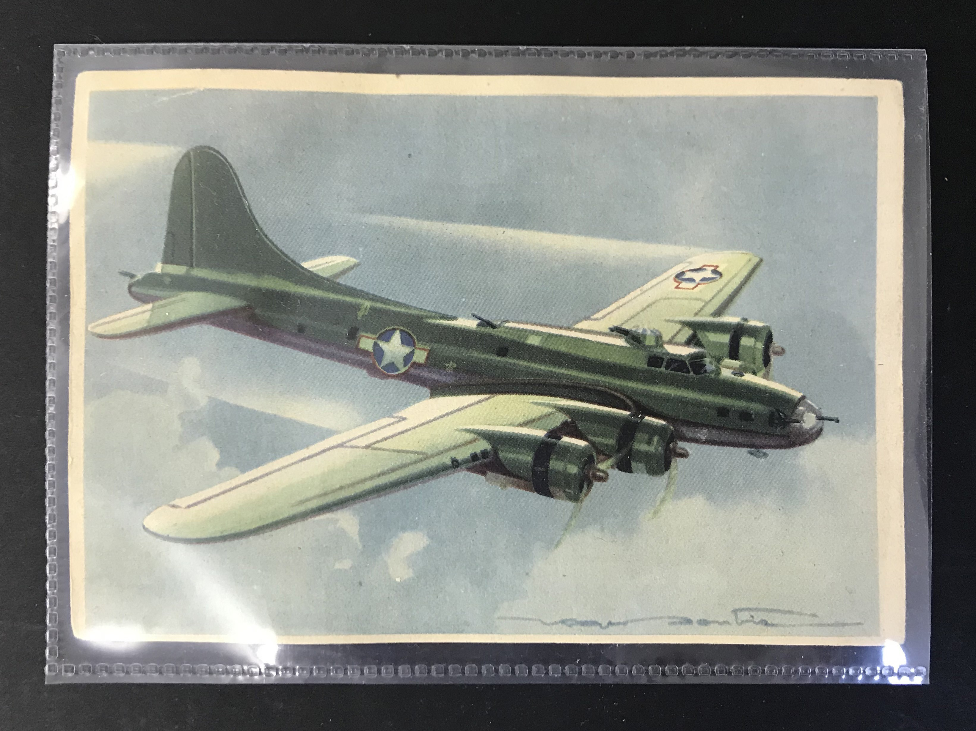GROUP OF TWELVE FRENCH PLANES RELATED POSTCARDS - VARIOUS SERIES - Image 14 of 14