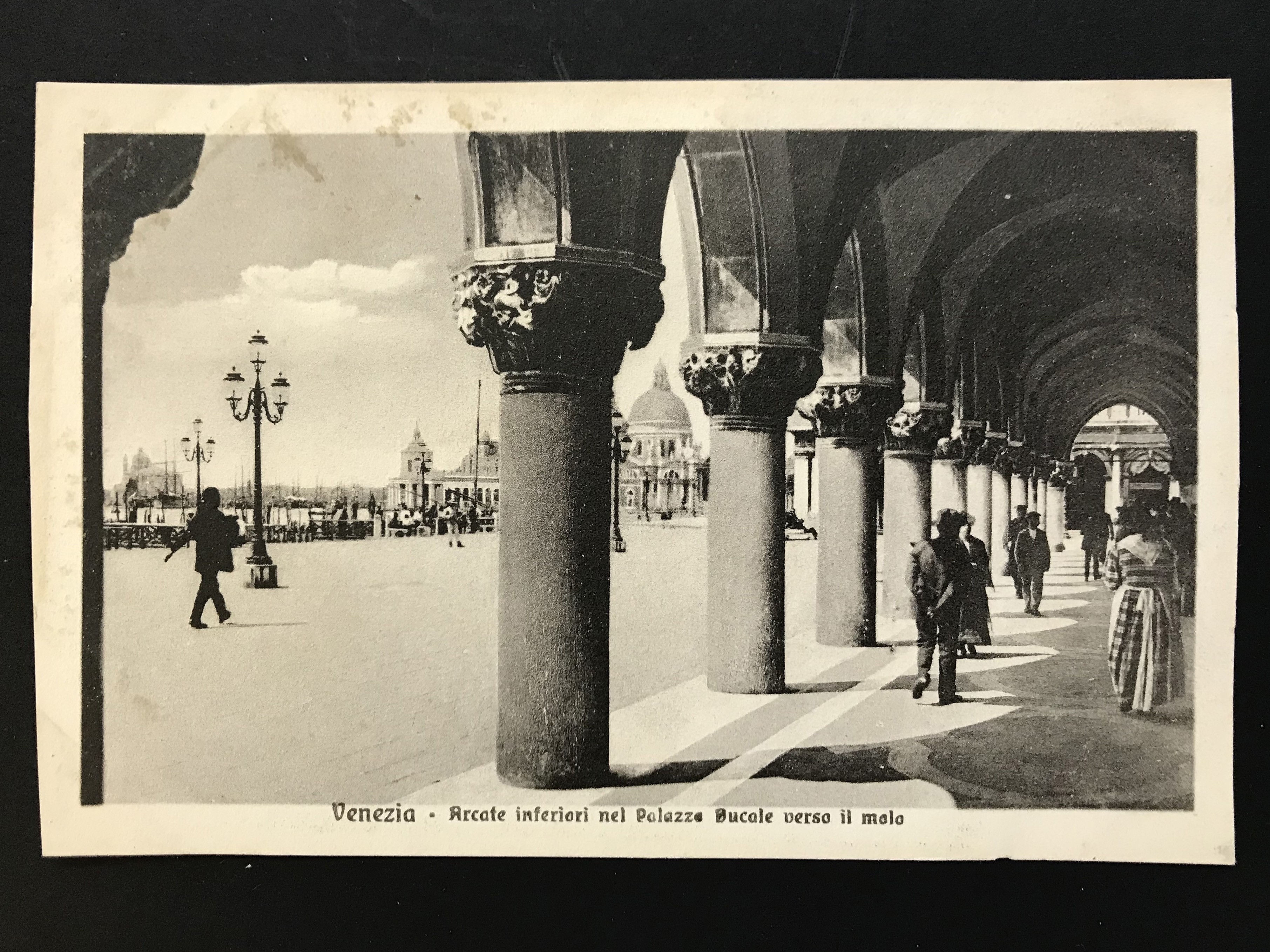 SELECTION OF VENICE RELATED POSTCARDS - Image 35 of 53