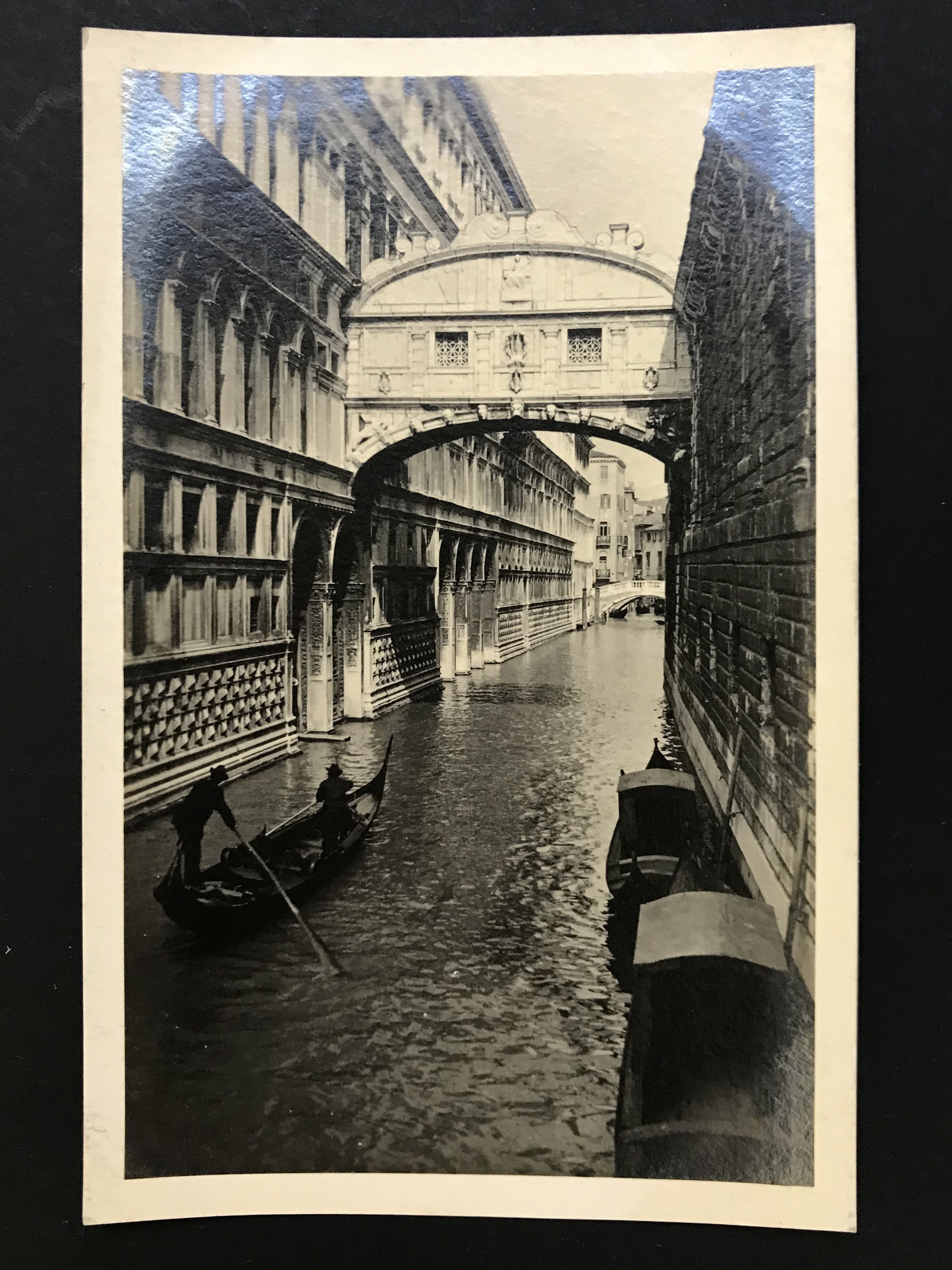 SELECTION OF VENICE RELATED POSTCARDS - Image 19 of 53