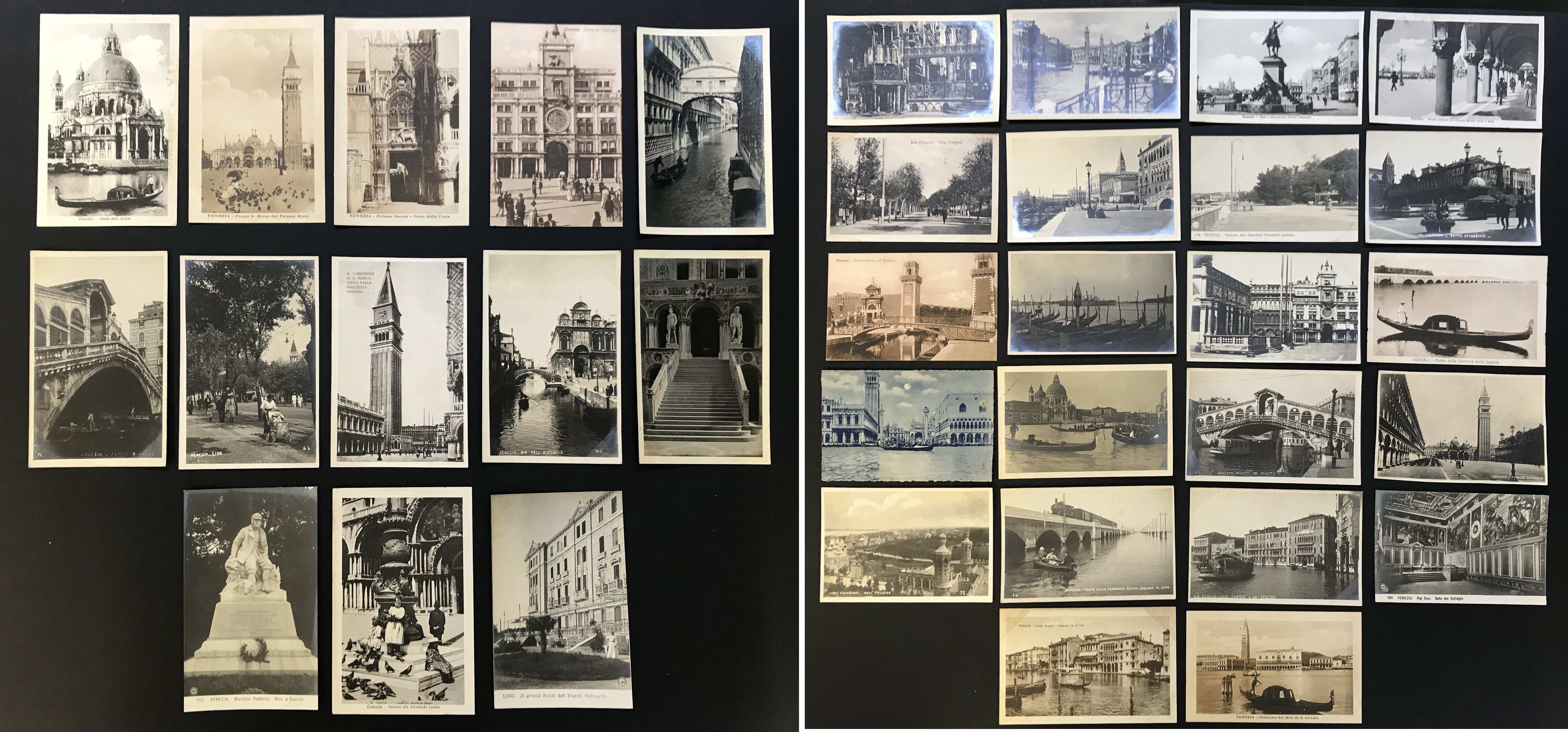 SELECTION OF VENICE RELATED POSTCARDS - Image 15 of 53