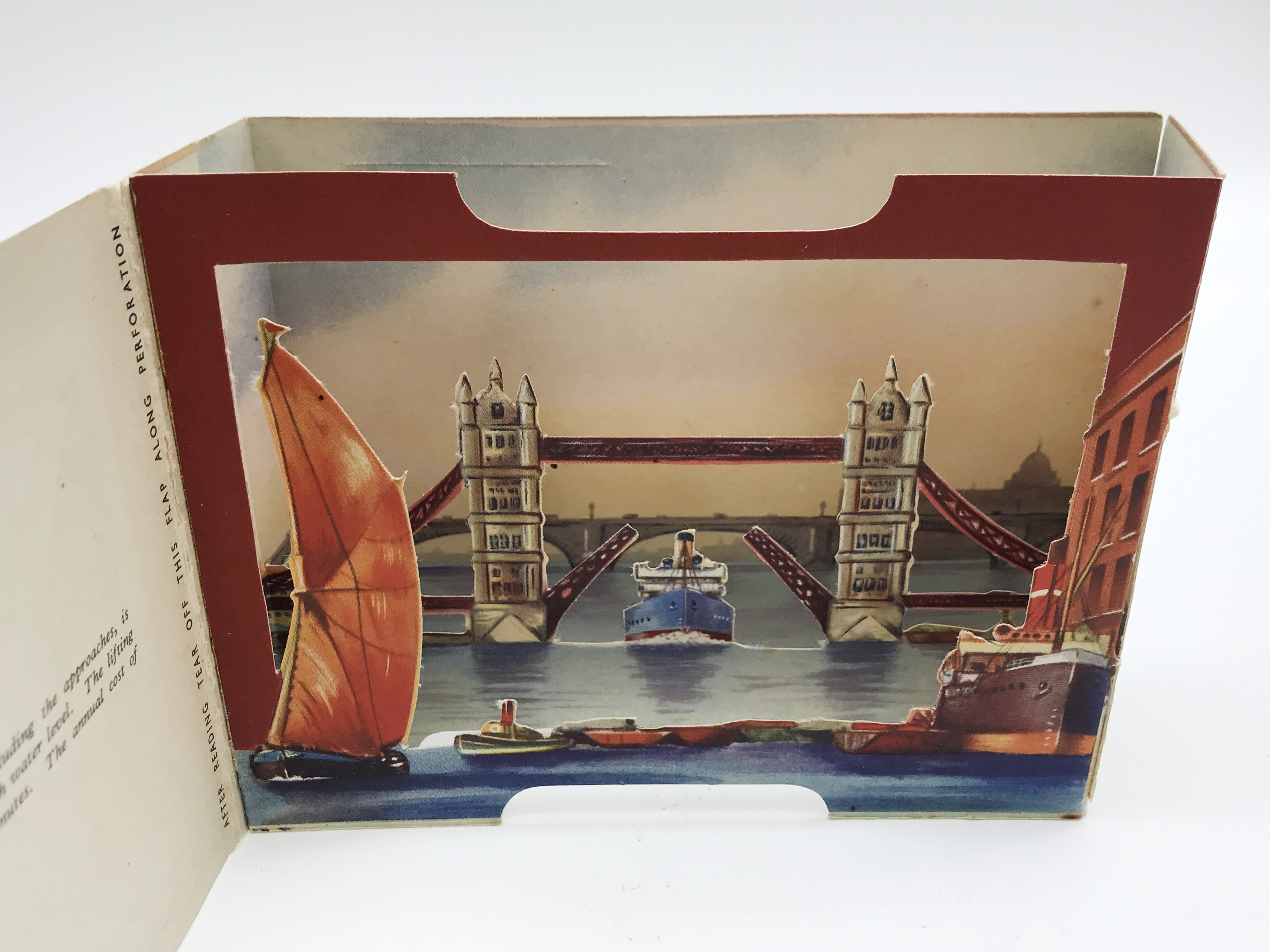 FIVE LONDON POSTCARDS - THE BRENT SERIES OF PANORAMIC VIEW CARDS - Image 3 of 13