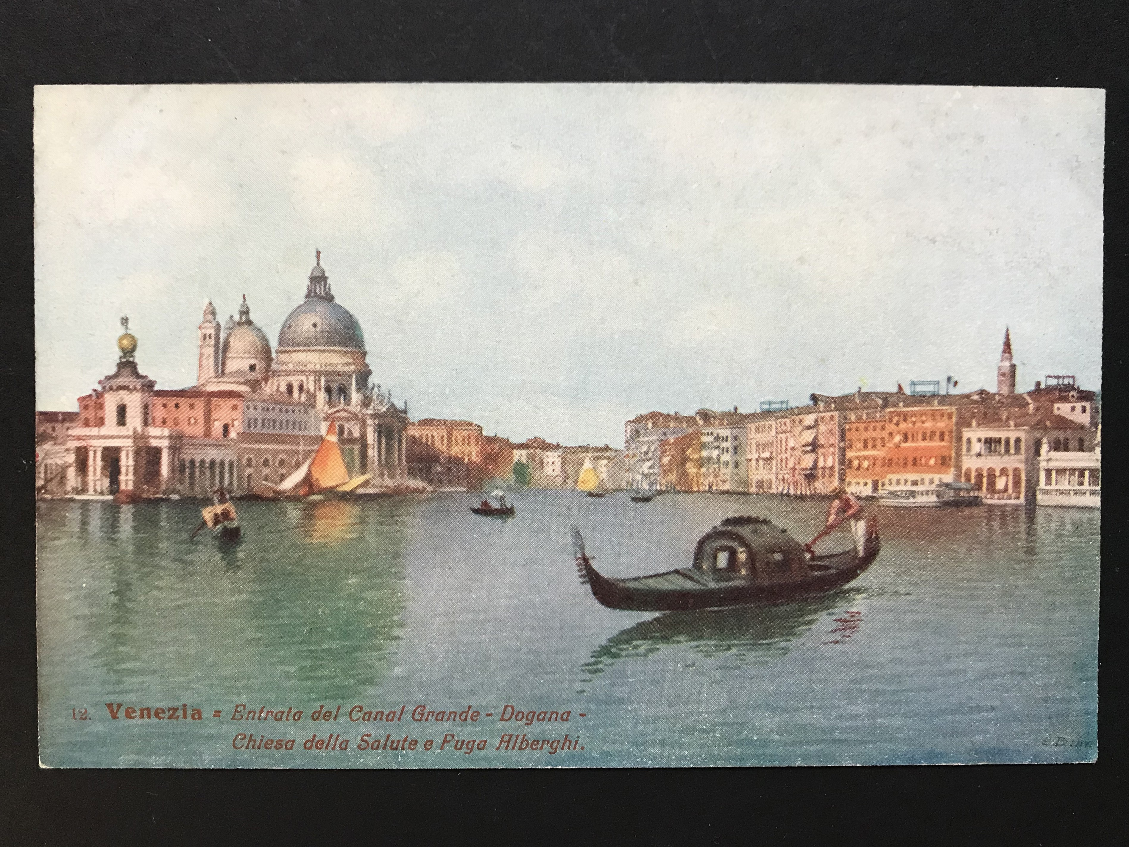 SELECTION OF VENICE RELATED POSTCARDS - Image 4 of 53