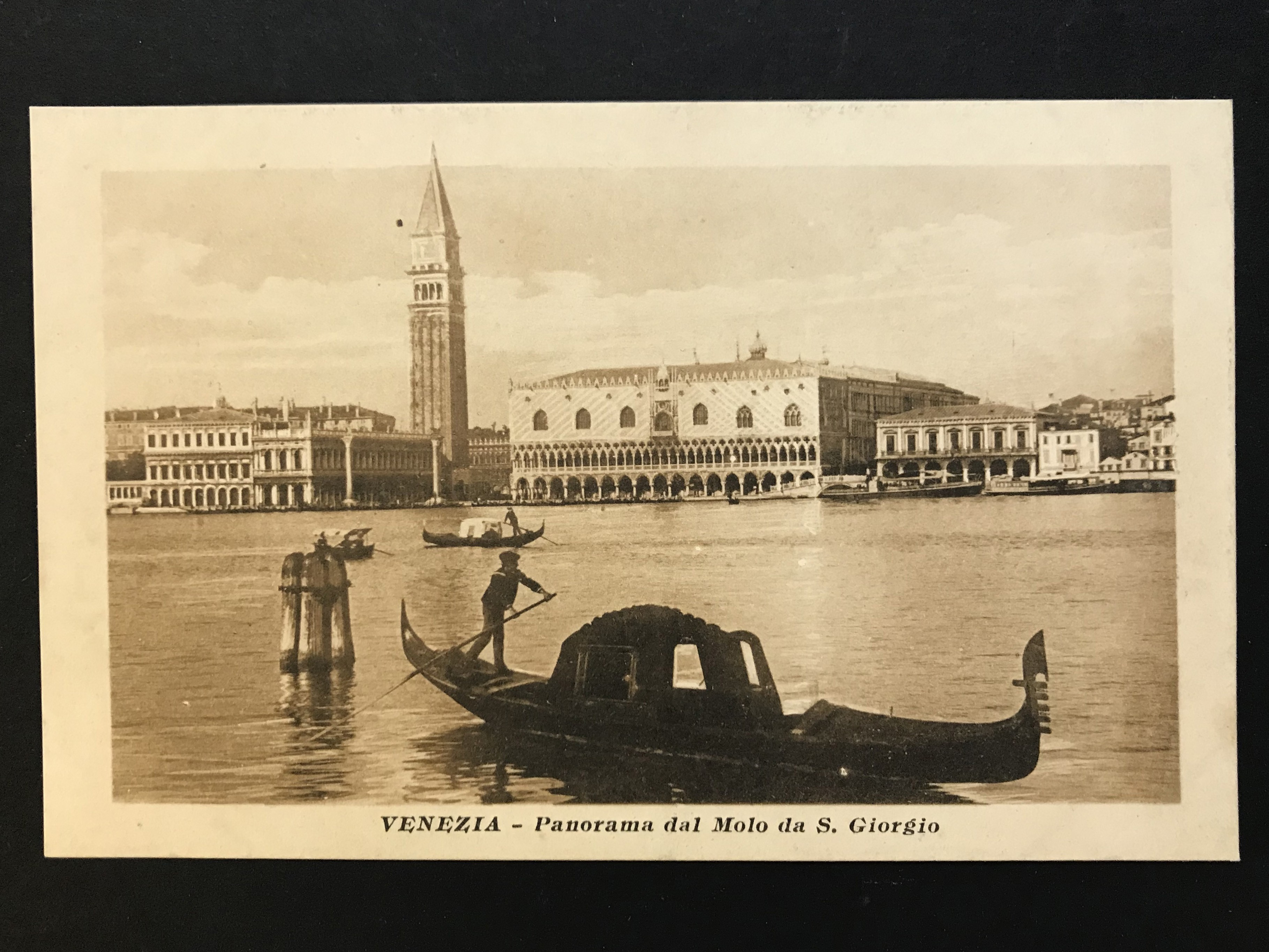SELECTION OF VENICE RELATED POSTCARDS - Image 48 of 53