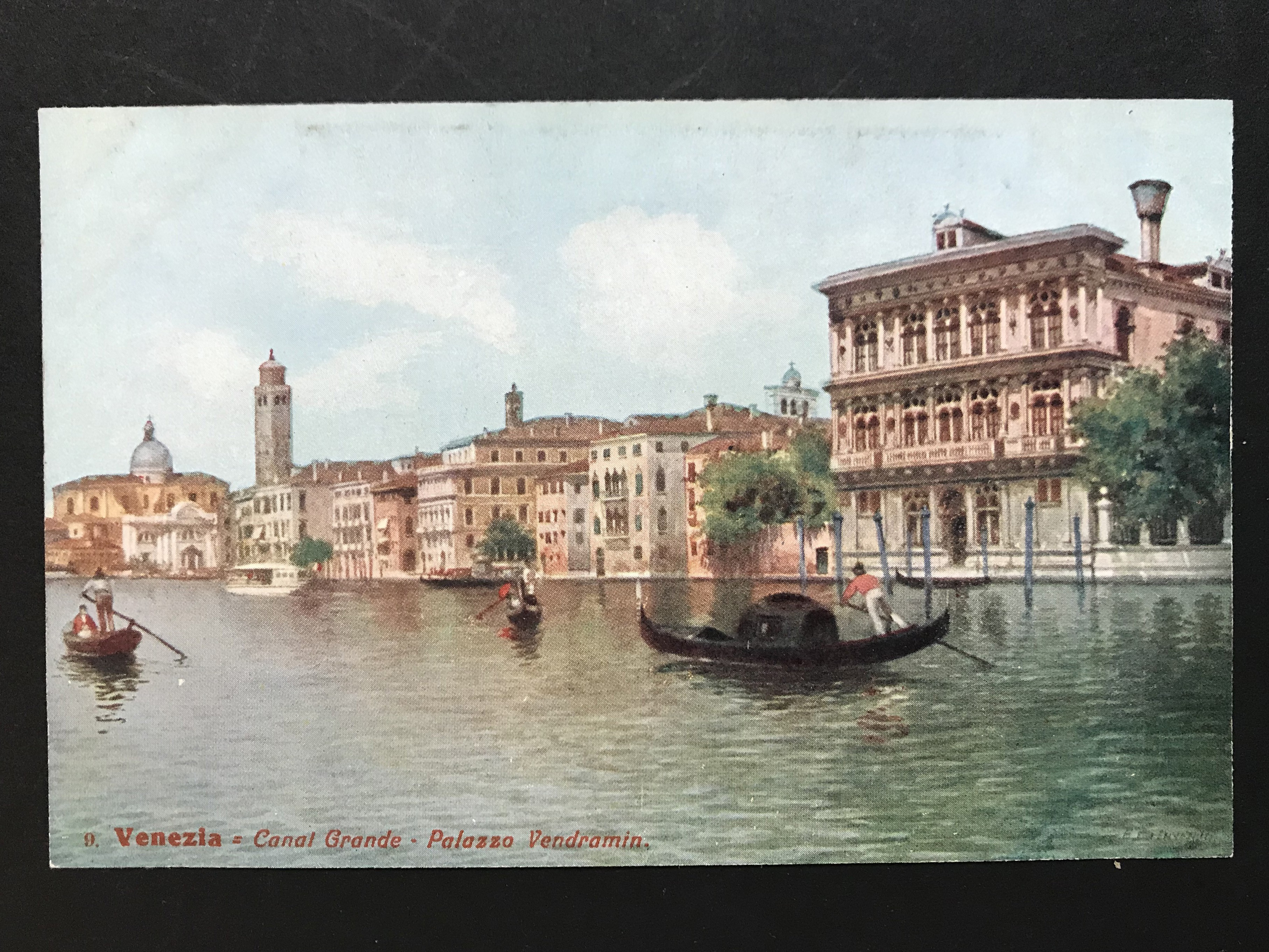 SELECTION OF VENICE RELATED POSTCARDS - Image 3 of 53