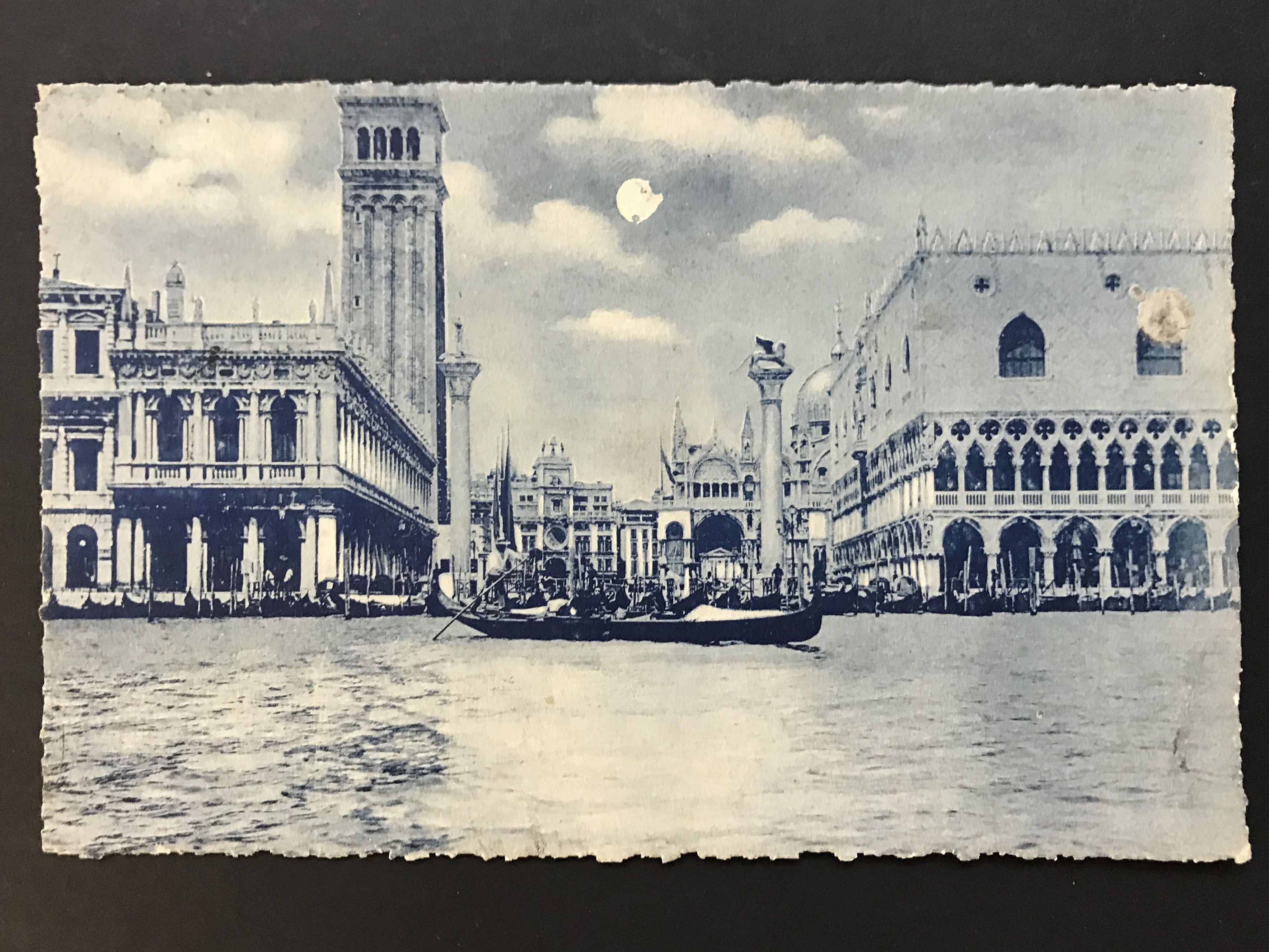 SELECTION OF VENICE RELATED POSTCARDS - Image 52 of 53