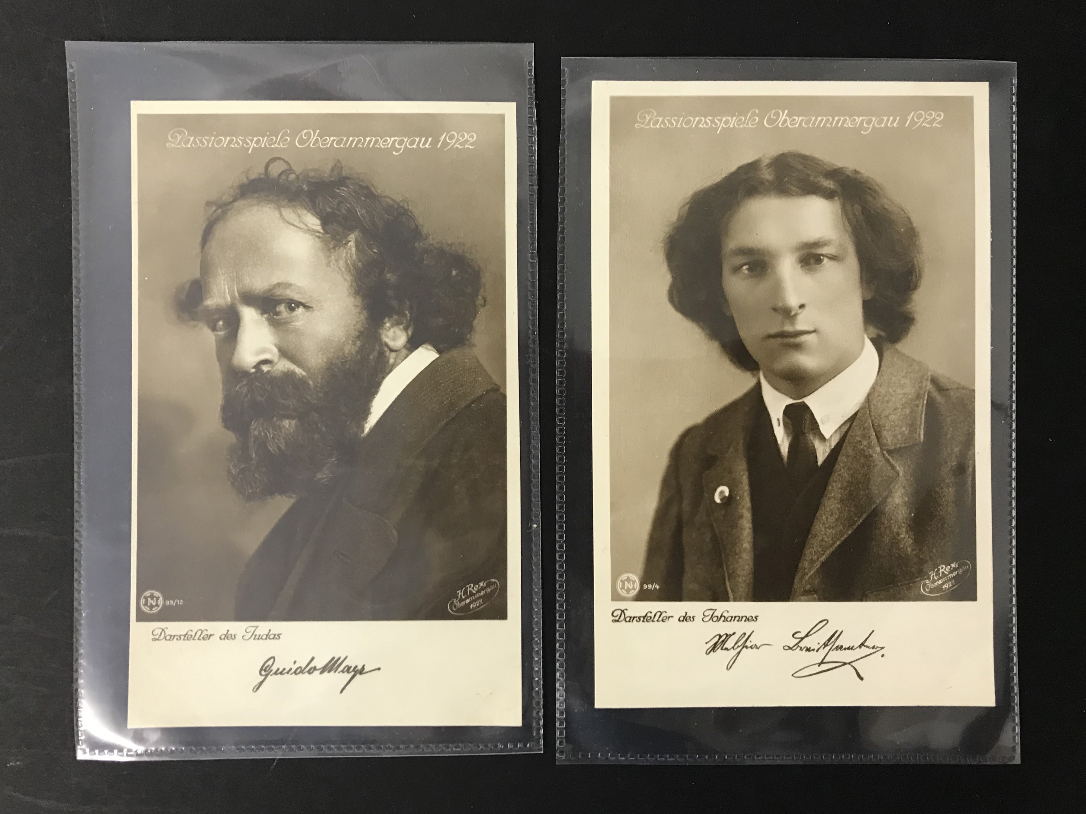 SELECTION OF VARIOUS POSTCARDS SHOWING ACTORS - Image 6 of 11