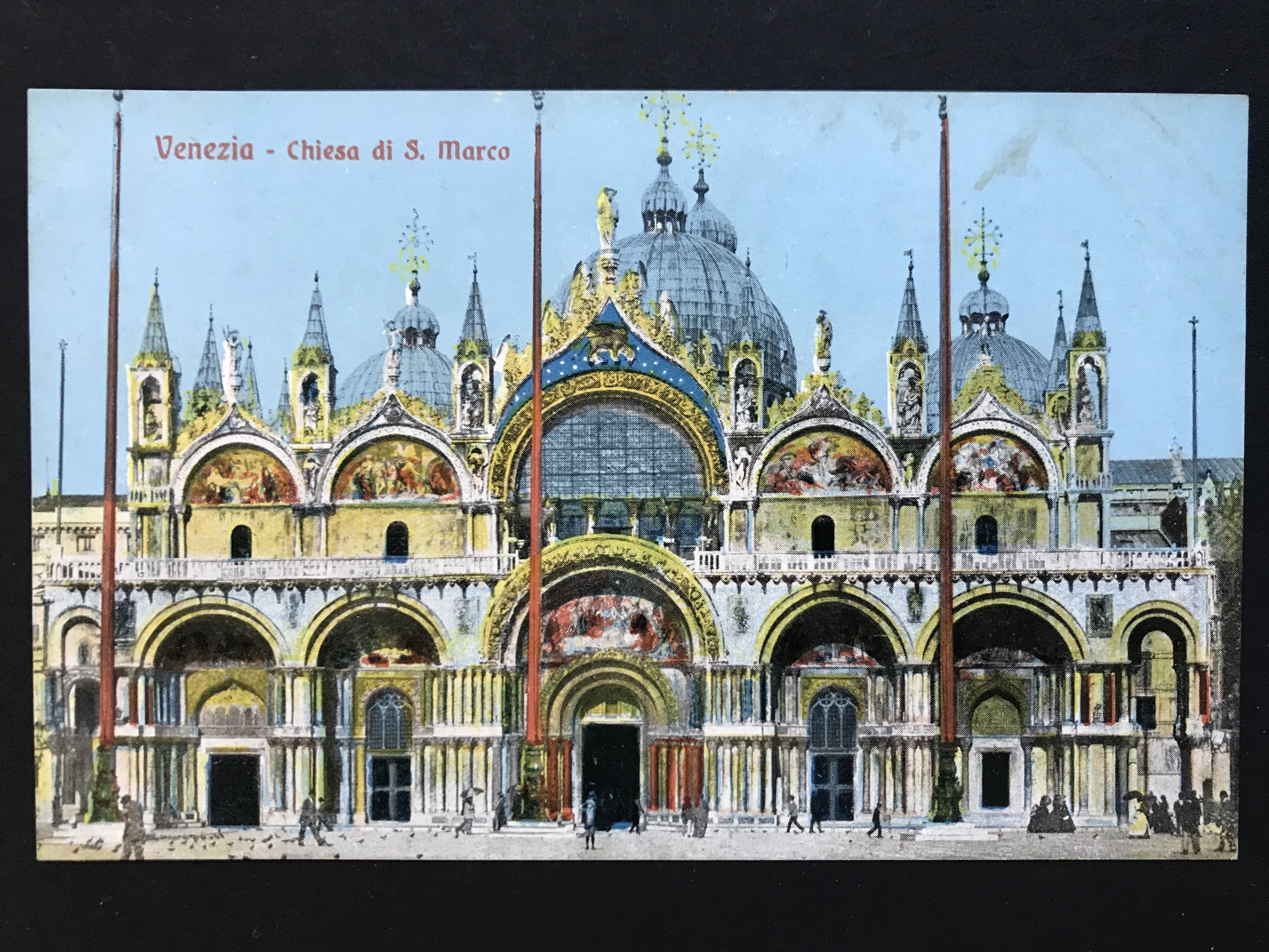 SELECTION OF VENICE RELATED POSTCARDS - Image 7 of 53