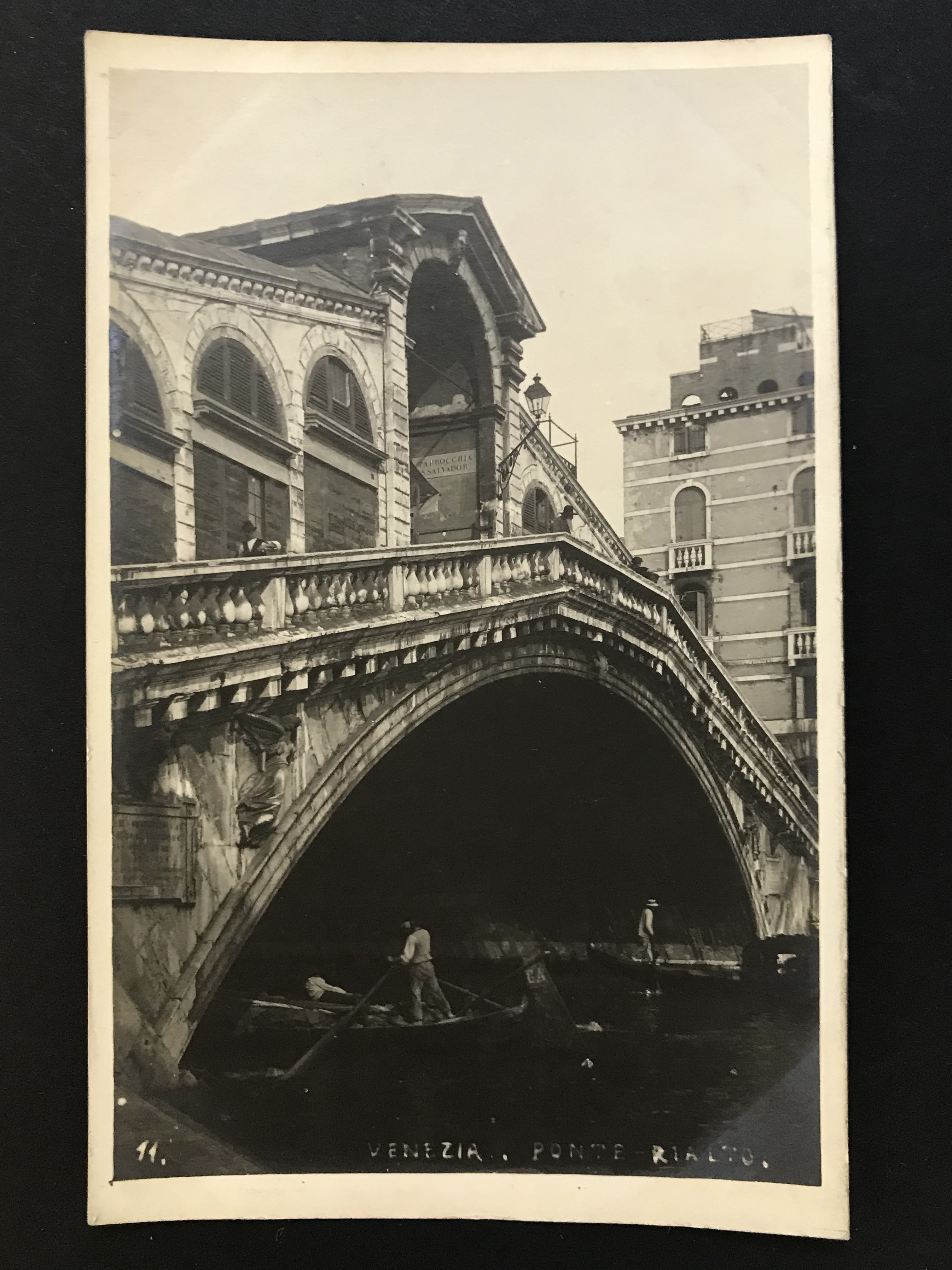 SELECTION OF VENICE RELATED POSTCARDS - Image 27 of 53