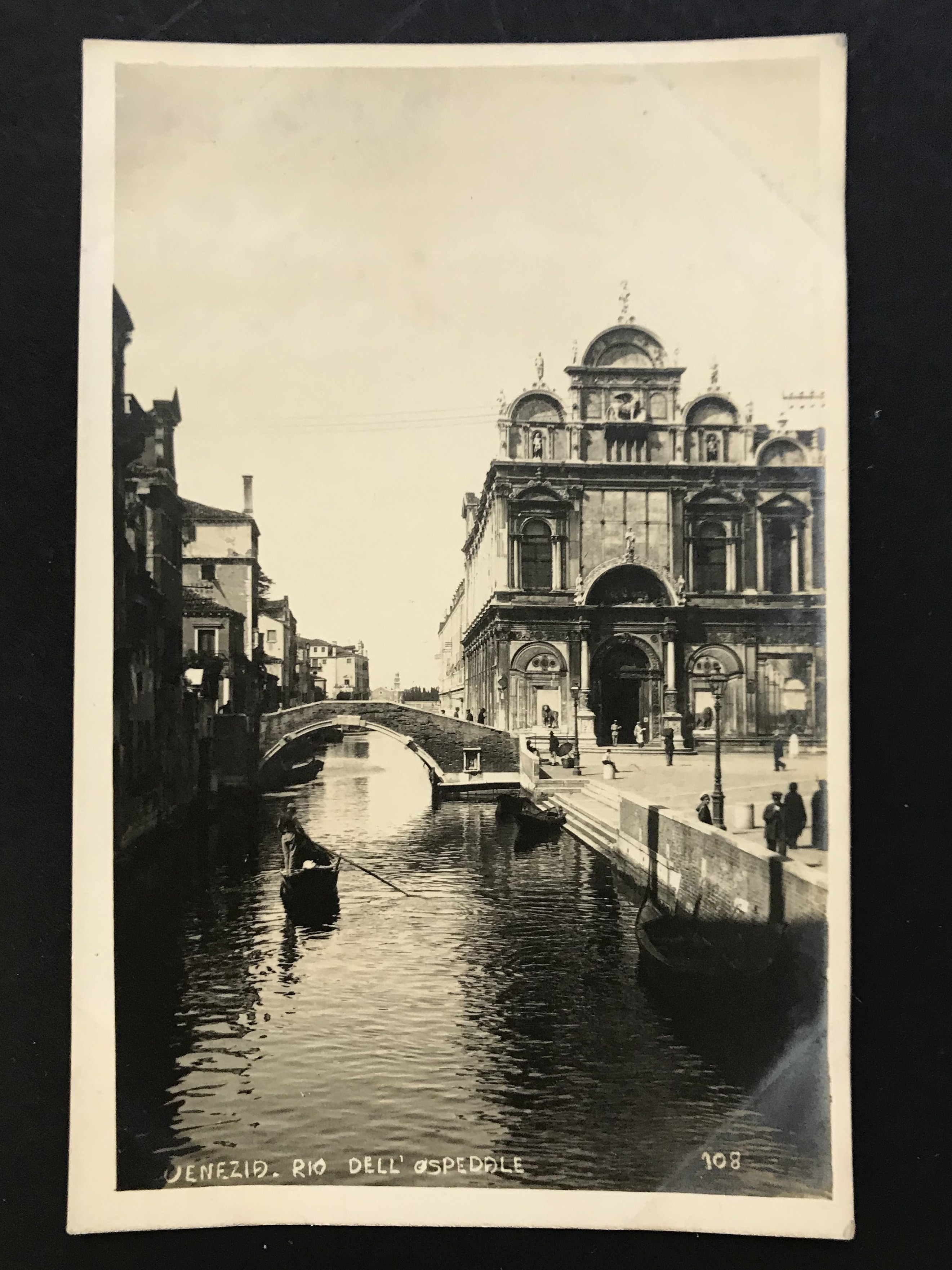 SELECTION OF VENICE RELATED POSTCARDS - Image 28 of 53