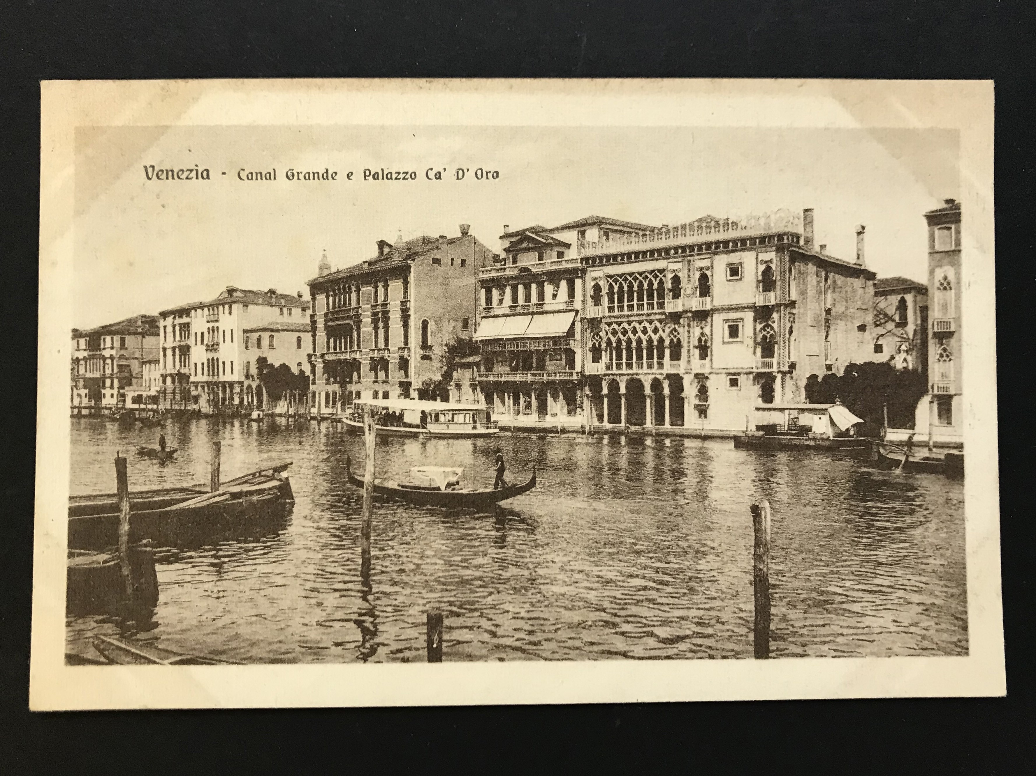 SELECTION OF VENICE RELATED POSTCARDS - Image 49 of 53
