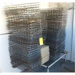 "Metal Locker Wire Racks, 17"" X 28.5""(All Funds Must Be Received by Friday, December 6th, 2019."