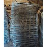 "Metal Locker Wire Racks, 14"" x 22""(All Funds Must Be Received by Friday, December 6th, 2019."