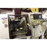 Chevalier model 2033 Vertical Machining Center, sn MC875A09, 6 axis, 20 tool changer.