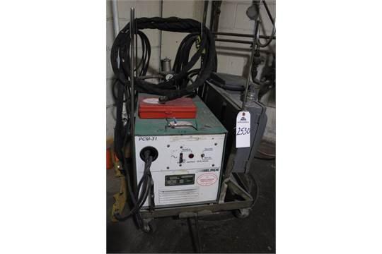 Linde Pcm 31 Plasma Cutter Location Maintenance 2