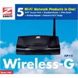 BNIB Zoom 4401 - wireless router - 802.11b/g - desktop
