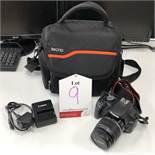 Canon EOS 500D Digital SLR Camera w/ Bag