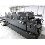HEIDELBERG (PRINTMASTER 89 GTO 52) 4 COLOR OFFSET PRESS