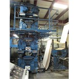 VENTURA 4 HIGH WEB PRESS WITH ELECTRIC SIDE LAYS