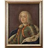 Portrait of king D. Pedro III (1717-1786) of Portugal