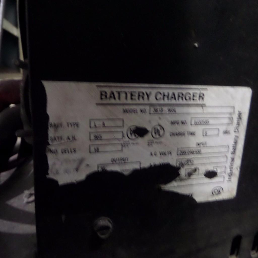 Lot 1919 - Douglas Legacy Forklift Battery Charger