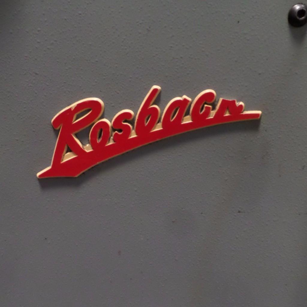 Lot 1915 - Rosback Perforator