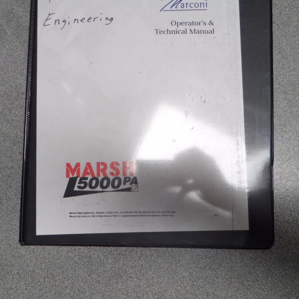 Lot 1943 - Marsh Labeler