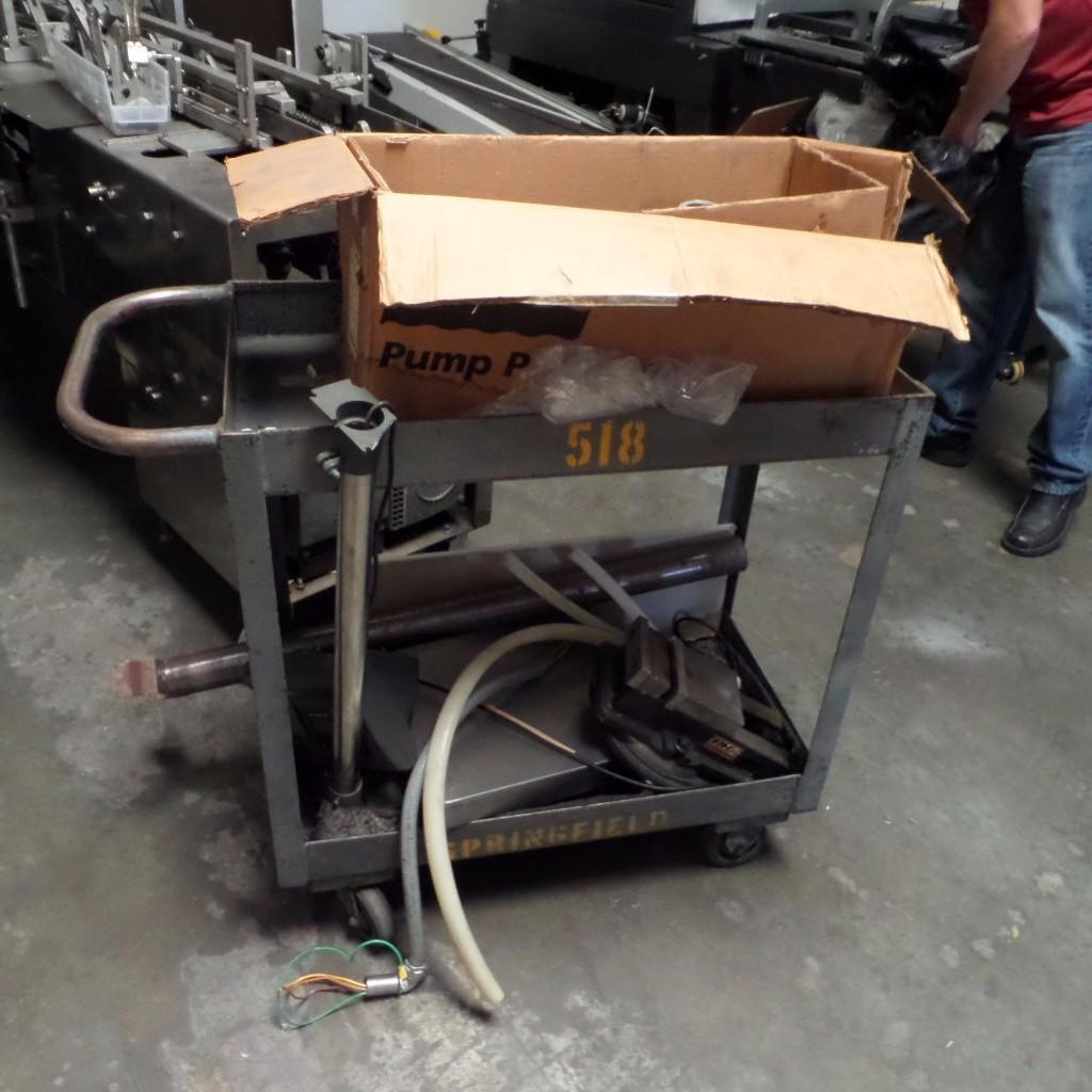 Lot 1939 - Dayton Motor Pump