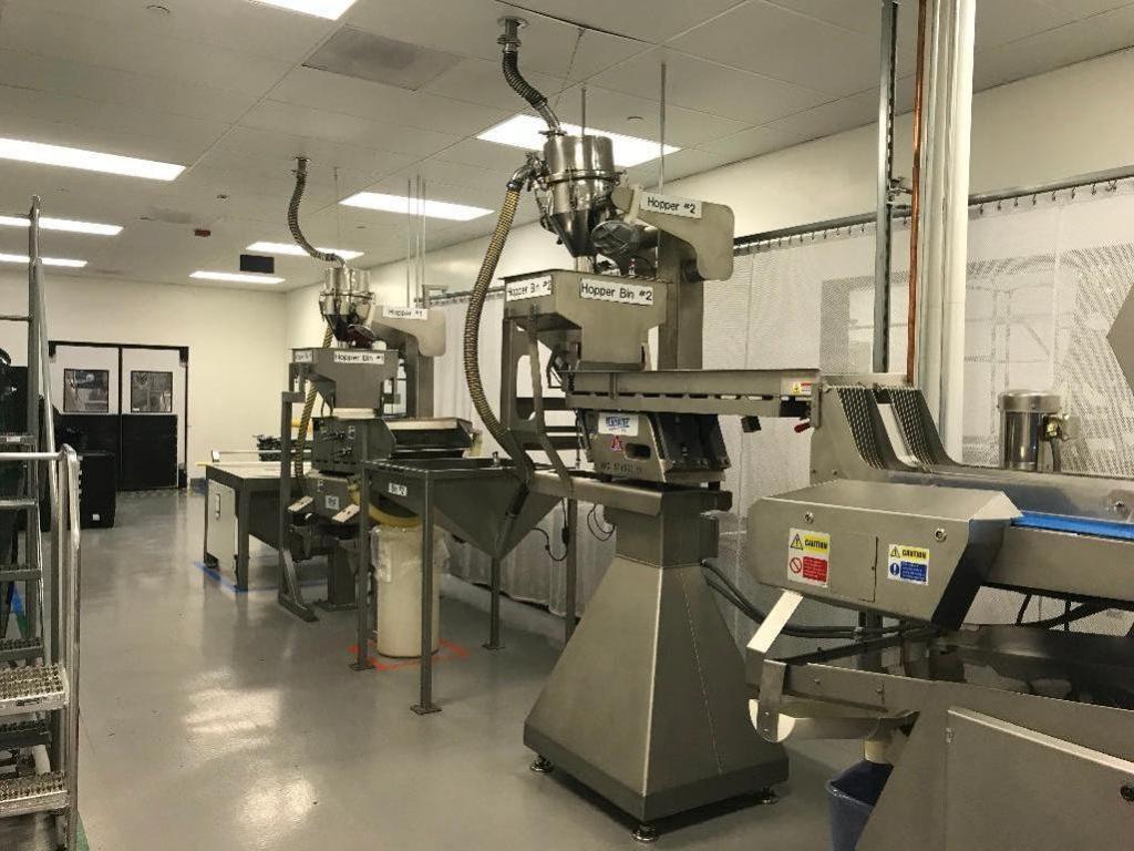 Lot 1900 - Symetix Industries Inspection System