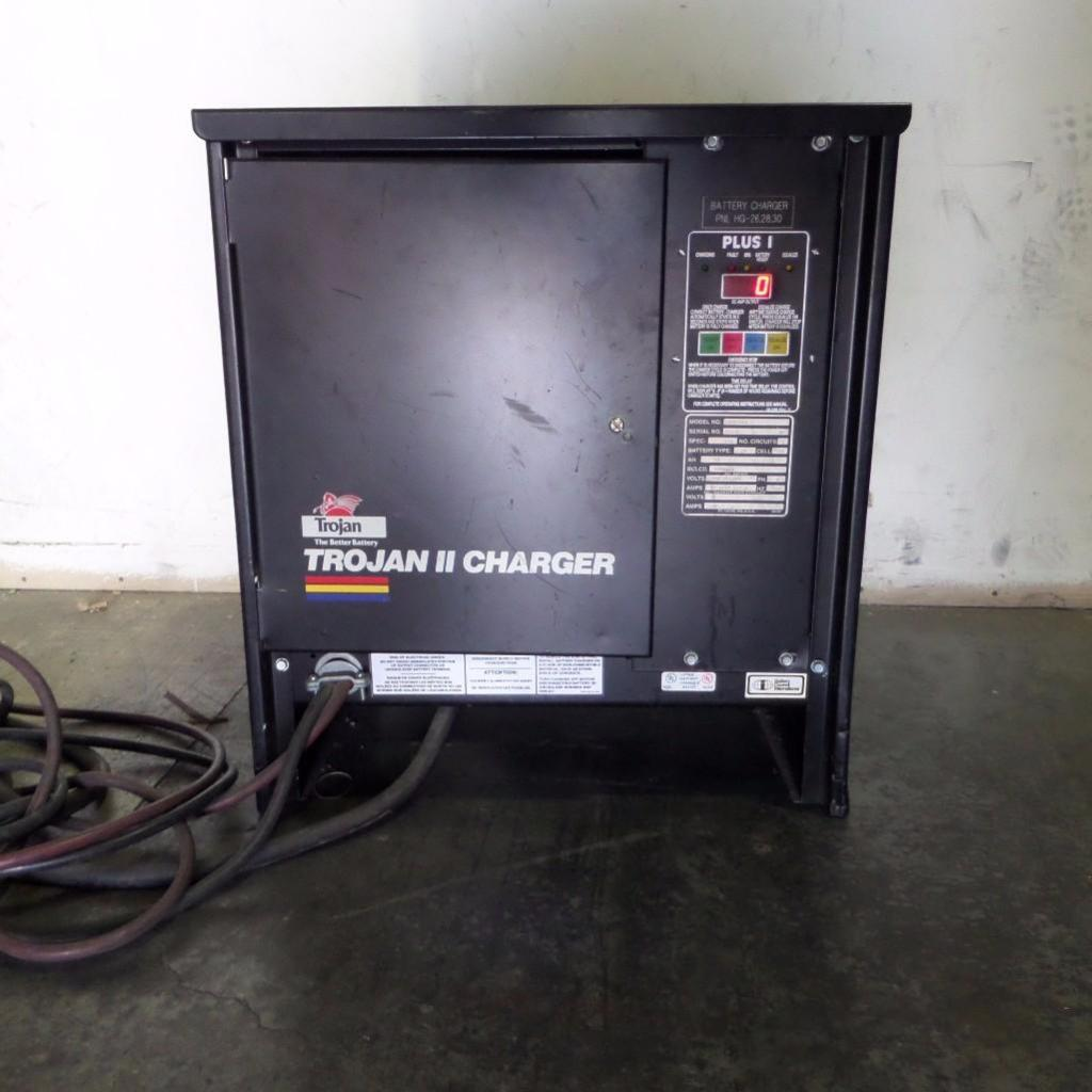 Lot 1918 - Trojan Forklift Battery Charger