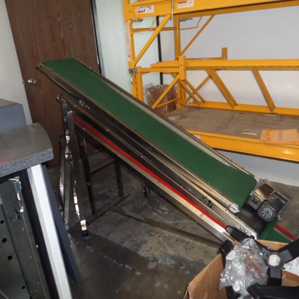 Lot 1928 - Conveyors