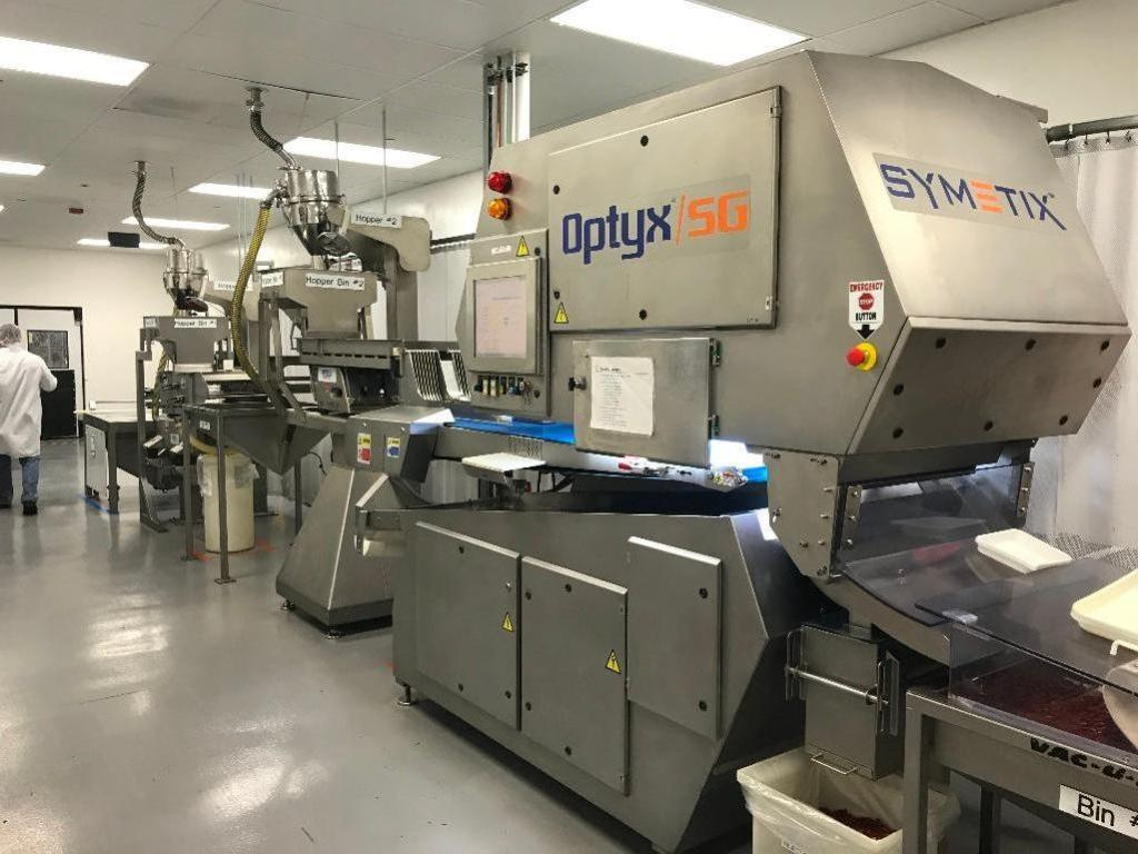 Lot 1901 - Symetix Industries Inspection System