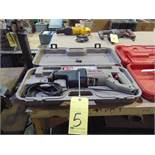 RECIPROCATING SAW, PORTER CABLE TIGER SAW, variable spd.