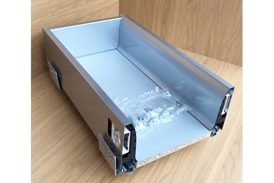 Lot 32 - 33 x Soft Close B&Q Prestige Kitchen Drawer Packs - Brand New Stock - Ideal For Kitchen Fitters or