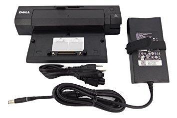 Lot 256 - 1 x Dell Docking Station Port Replicator Witrh USB 3.0 and 130w PSU - Eport II - New Boxed Stock -