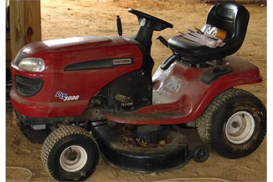 Craftsman Dlt 3000 Riding Lawn Mower | Zef Jam