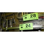 LOT/ BESSEY CLAMPS