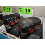 LOT/ BOSCH BATTERIES AND CHARGERS