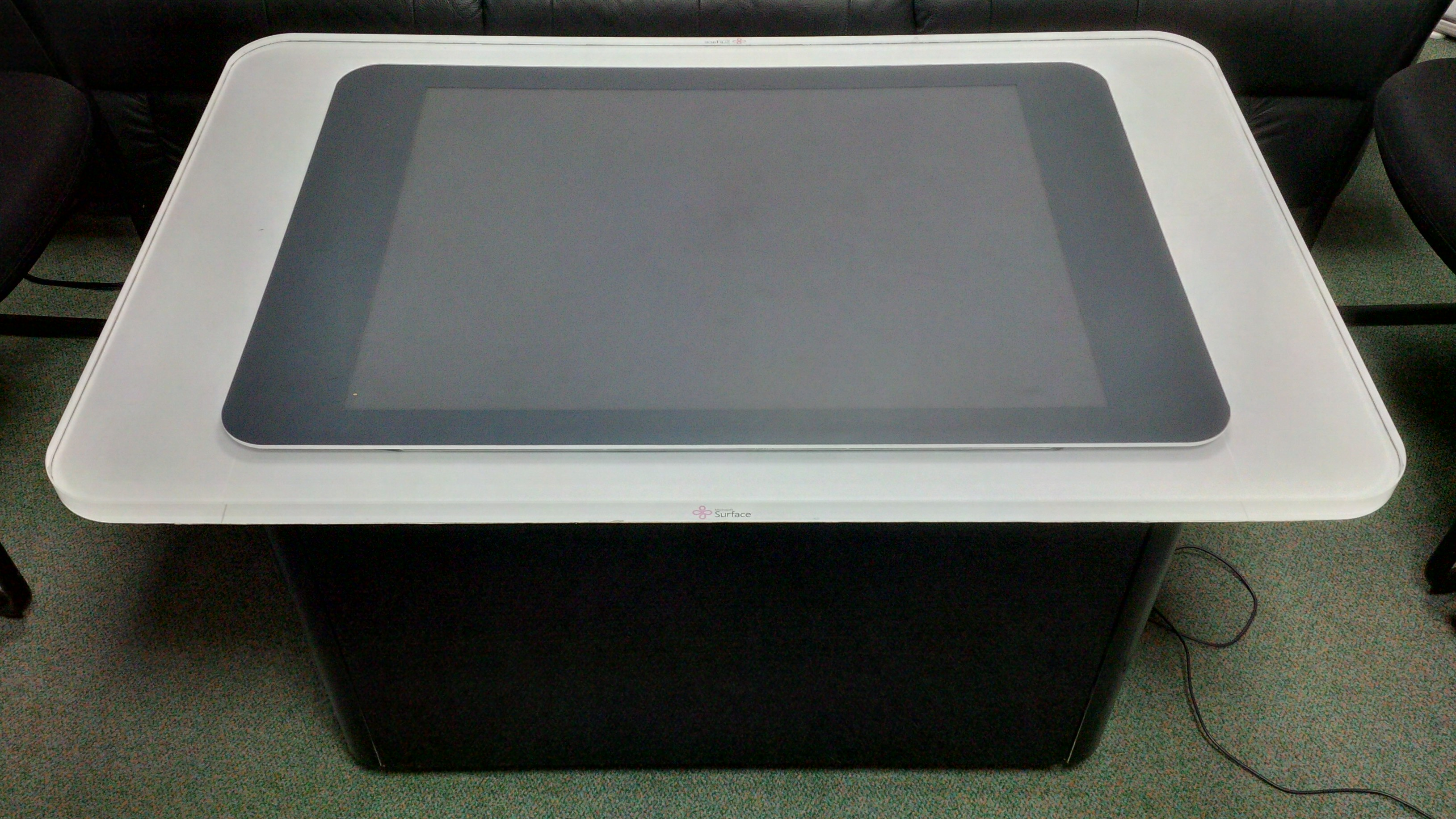Microsoft Surface 1 0 Pixel Sense 30 Screen Coffee Table