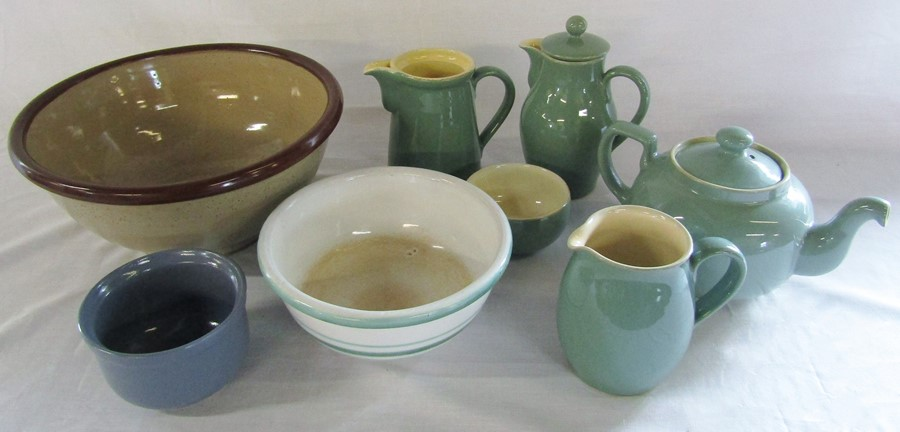 Lot 58 - Selection of Denby tableware