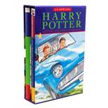 Rowling, J. K. The Harry Potter Gift Set: Harry Potter and the Philosopher's Stone, first edition,