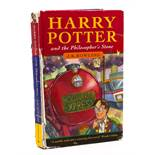 Rowling, J. K. Harry Potter and the Philosopher's Stone, first edition, first issue [one of only