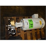FRISTAM FPX1732-155 CENTRIFUGAL PUMP S/N: FPX17320511680