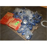 LOT/ SKID WITH CONTENTS CONSISTING OF CASTERS