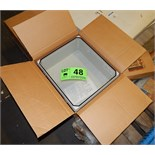 LOT/ SKID WITH COMPONENTS CONSISTING OF PLASTIC HARDWARE CASES, CABLE,MISC PARTS AND BRUSHES