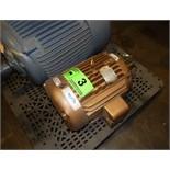 BALDOR 20HP/1765RPM/230-460V/48-24A ELECTRIC MOTOR