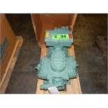 BITZER 6B4709PH-2NU-D2 SEMI-HERMETIC COMPRESSOR S/N: N/A