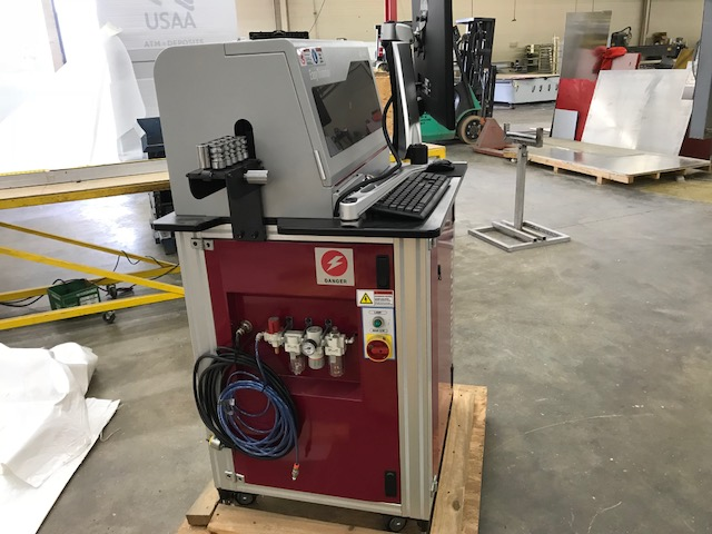 "Lot 15A - SDS / Adams Technology Channel Bender Series ""Easy Trimmer"" Automated Channel Letter Bender"